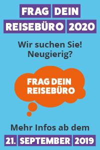 Frag dein Reisebüro 2020
